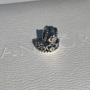 Authentic Pandora Princess Charm